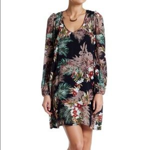 2 for $40 | Onetheland | tropical dress 100% Rayon